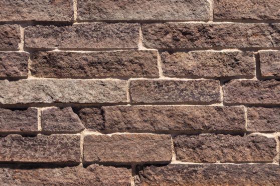 Creative Mines Natural Stone Veneer - Plumcrazy Quarry Brick Ledge