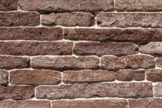 Creative Mines Natural Stone Veneer - Plumloco Quarry Brick Ledge (tumbled)