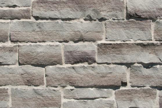Creative Mines Natural Stone Veneer - Purplesage Quarry Chisel Ledge