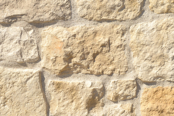 Creative Mines Craft Masonry Veneer - Whitegold Craft Orchard Limestone