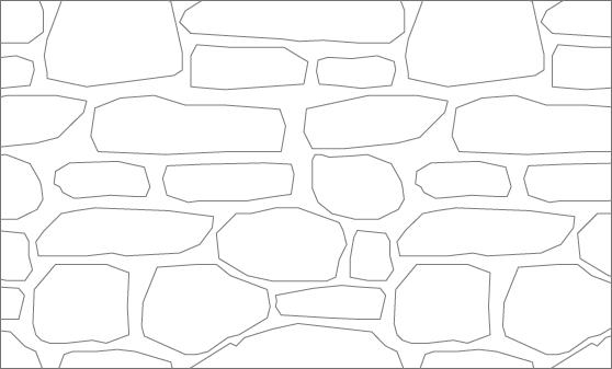 Creative Mines Hatch Patterns - Farmhouse Ledge