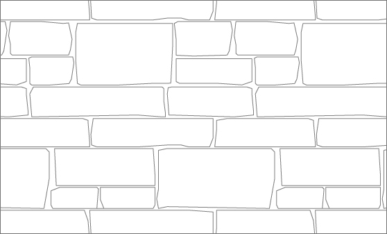 Creative Mines Hatch Patterns - Quarry Ledge