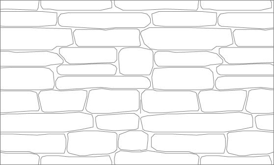 Creative Mines Hatch Patterns - River Ledge