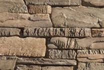 Creative Mines Craft Masonry Veneer - Tortoiseshell Craft Peak Ledge