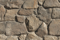 Creative Mines Craft Masonry Veneer - Bison Craft Foothill Rubble