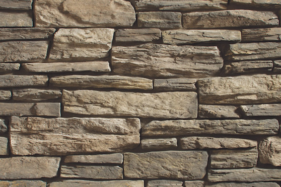 Creative Mines Craft Masonry Veneer - Bison Craft Trail ledge