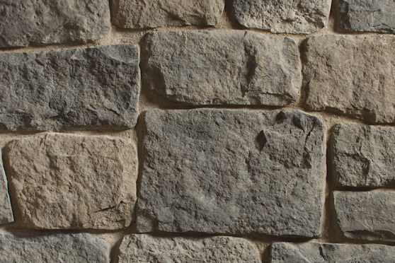 Creative Mines Craft Masonry Veneer - Blacktruffle Craft Orchard Limestone