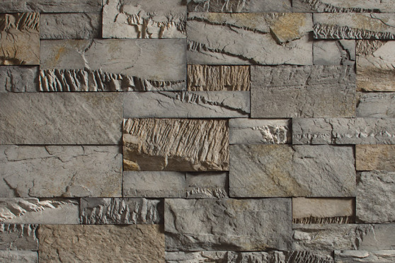 Creative Mines Craft Masonry Veneer - Blacktruffle Craft Split Modular