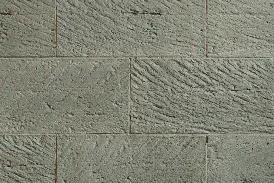Creative Mines Craft Masonry Veneer - Bluestone Craft Carved Rectangle