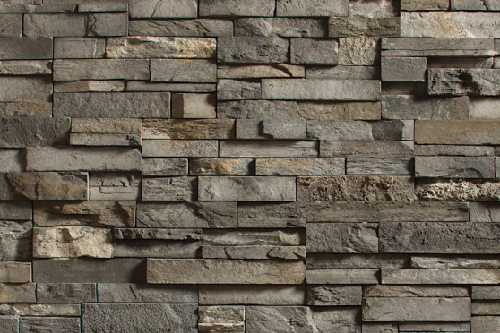 Creative Mines Craft Masonry Veneer - Flint Craft Chop Ledge
