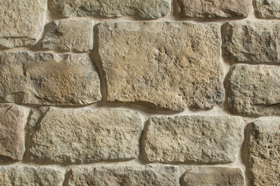 Creative Mines Craft Masonry Veneer - Greentea Craft Orchard Limestone