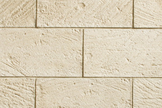 Creative Mines Craft Masonry Veneer - Sandollar Craft Carved Rectangle