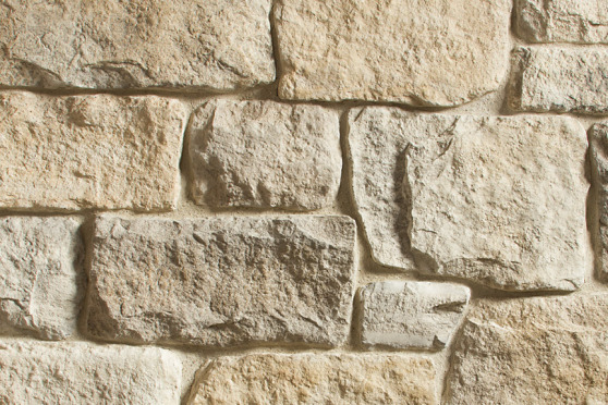 Creative Mines Craft Masonry Veneer - Timberwolf Craft Orchard Limestone