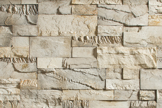 Creative Mines Craft Masonry Veneer - Timberwolf Craft Split Modular
