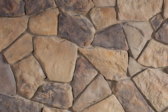 Creative Mines Craft Masonry Veneer - Brownsugar Craft Broken Rubble