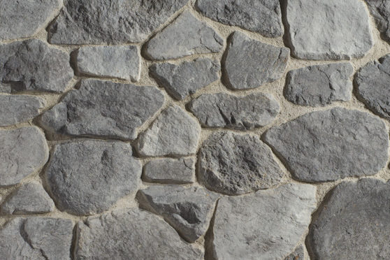 Creative Mines Craft Masonry Veneer - NEW Shadowplay Craft Foothill Rubble