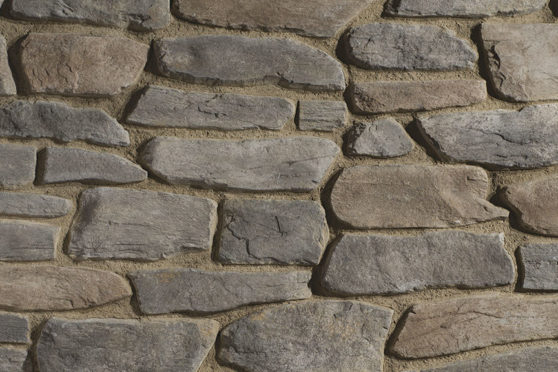 Creative Mines Craft Masonry Veneer - NEW Blacktruffle Craft Farmhouse Ledge