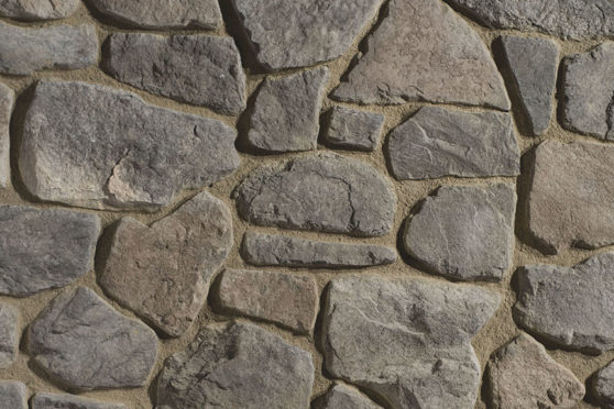 Creative Mines Craft Masonry Veneer - NEW Blacktruffle Craft Foothill Rubble