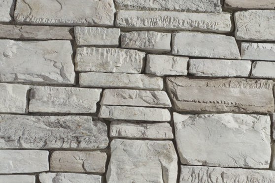 Creative Mines Craft Masonry Veneer - NEW Fogbank Craft Peak Ledge
