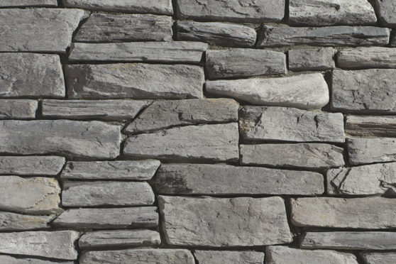 Creative Mines Craft Masonry Veneer - NEW Shadowplay Craft Trail Ledge